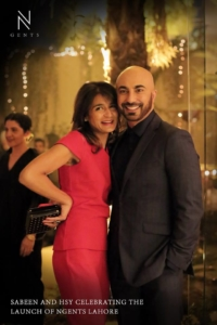 Sabeen & HSY